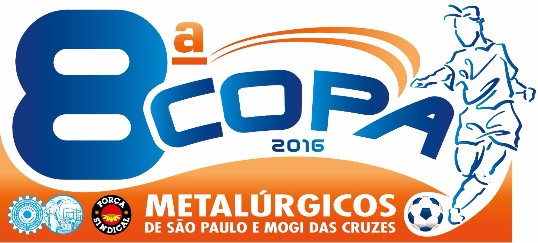 Logo 8ª Copa