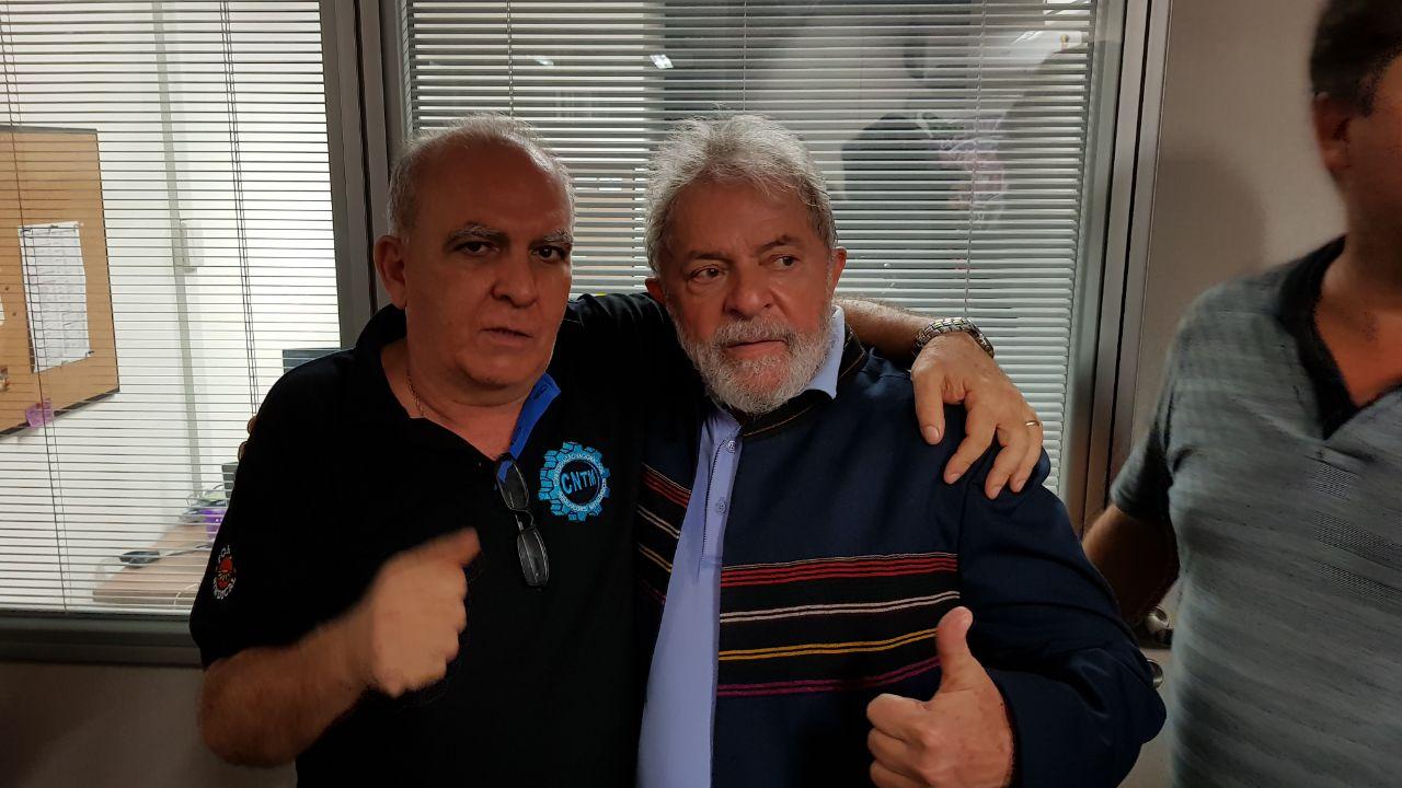 Lula envia carta a Miguel Torres de apoio aos metalúrgicos do Brasil -  Sindicato dos Metalúrgicos de São Paulo e Mogi das Cruzes